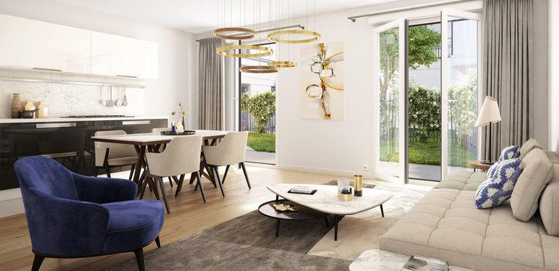 Appartement neuf, 67,66 m²