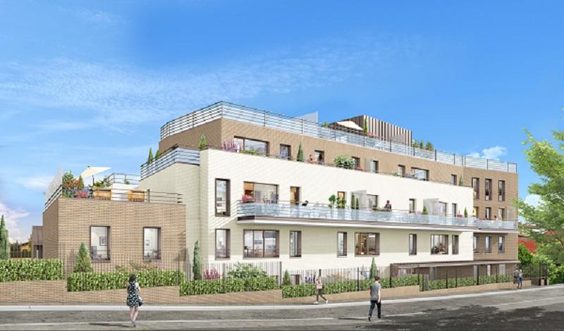 Appartement neuf, 66,15 m²
