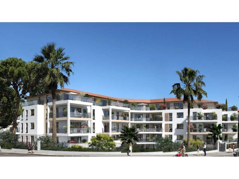 Appartement neuf, 67,8 m²