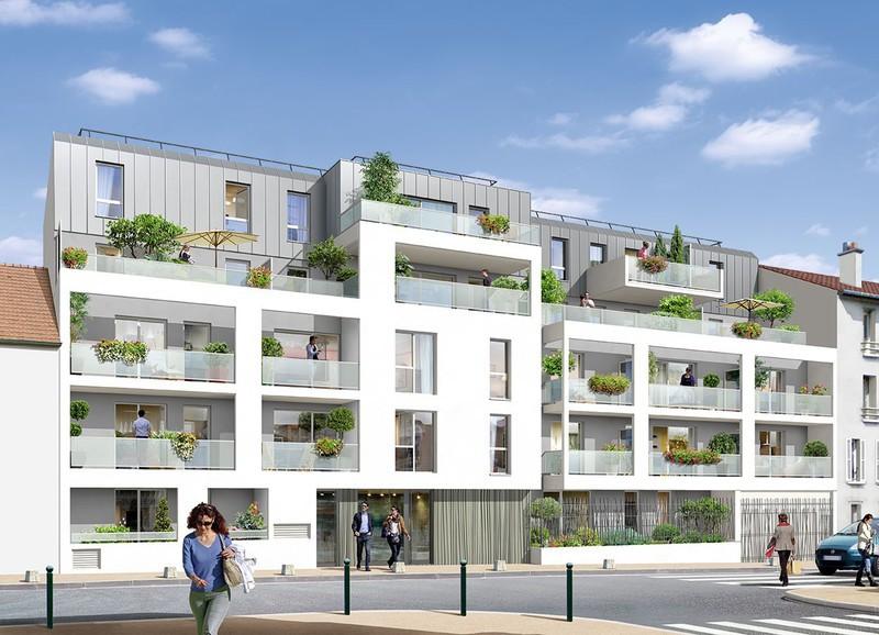Appartement neuf, 47 m²