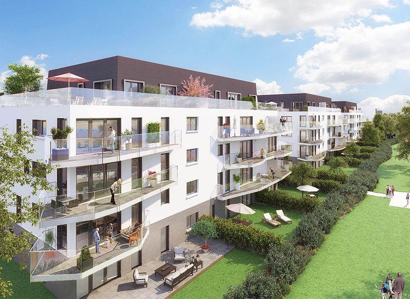 Appartement neuf, 39,1 m²