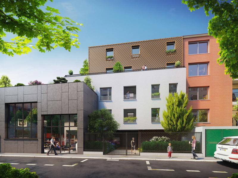 Appartement neuf, 63,8 m²
