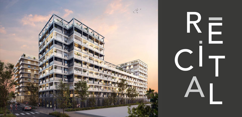 Appartement neuf, 32,98 m²