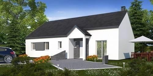 Maison neuve, 99,24 m²