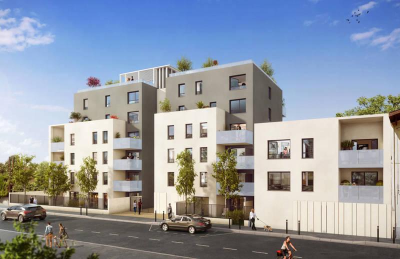 Appartement neuf, 82,4 m²