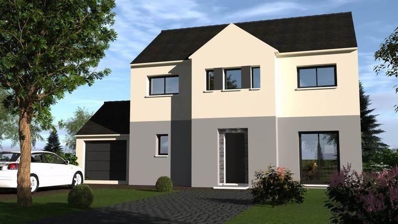Maison neuve, 120 m²