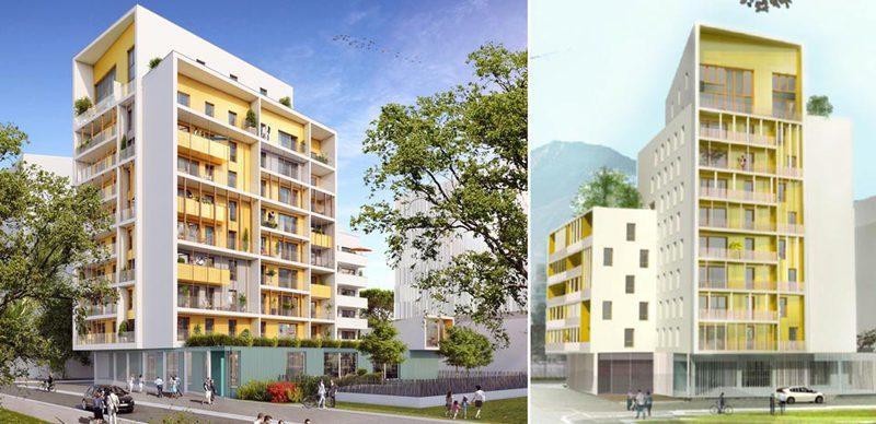 Appartement neuf, 75,75 m²