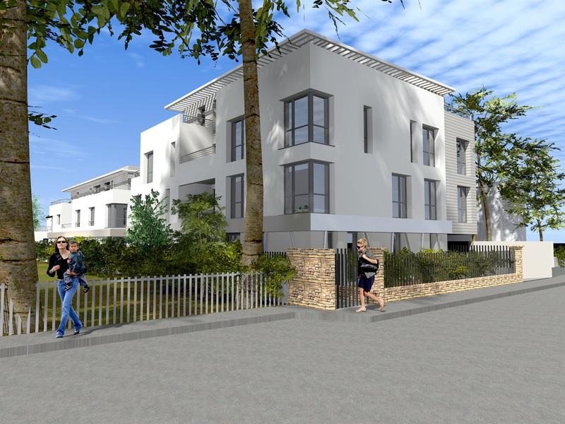 Appartement neuf, 55,71 m²
