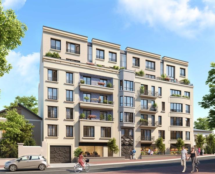 Appartement neuf, 86,11 m²