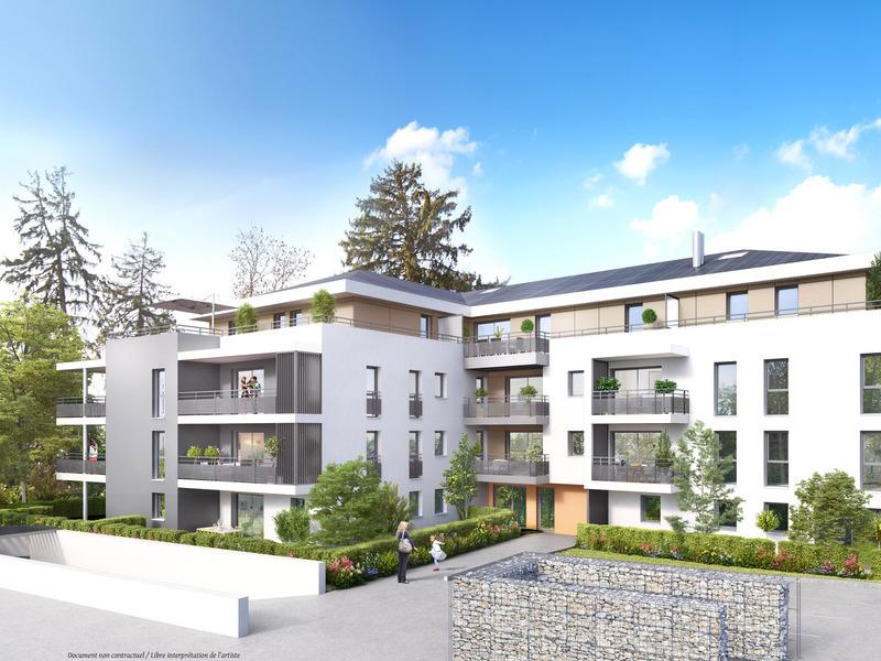 Appartement neuf, 64,72 m²