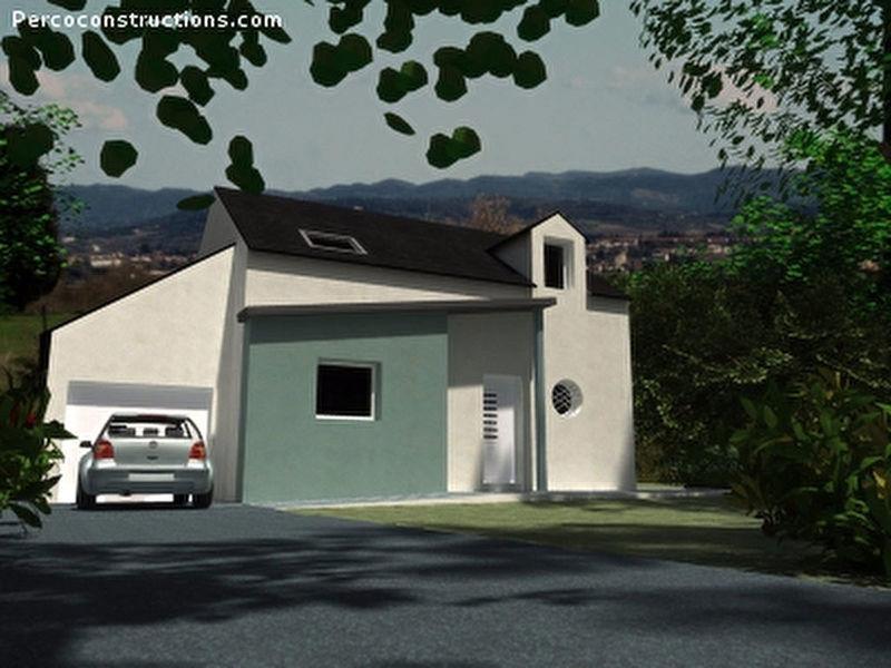 Maison neuve, 81,31 m²