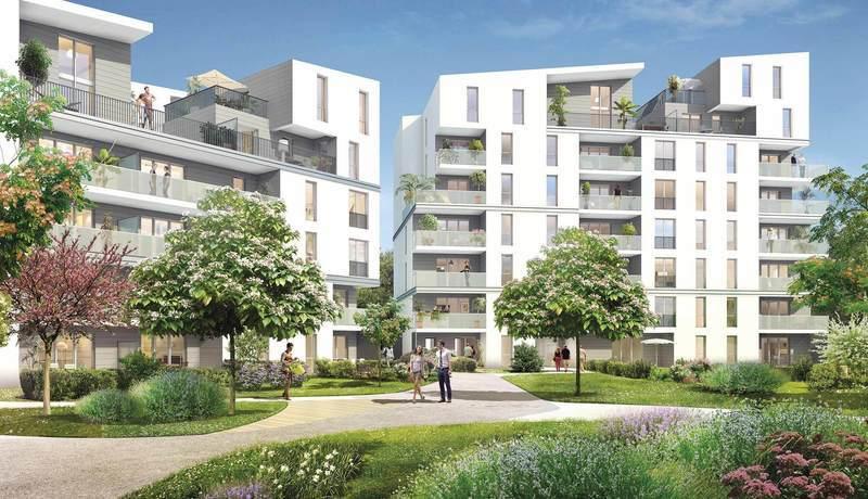 Appartement neuf, 80,67 m²