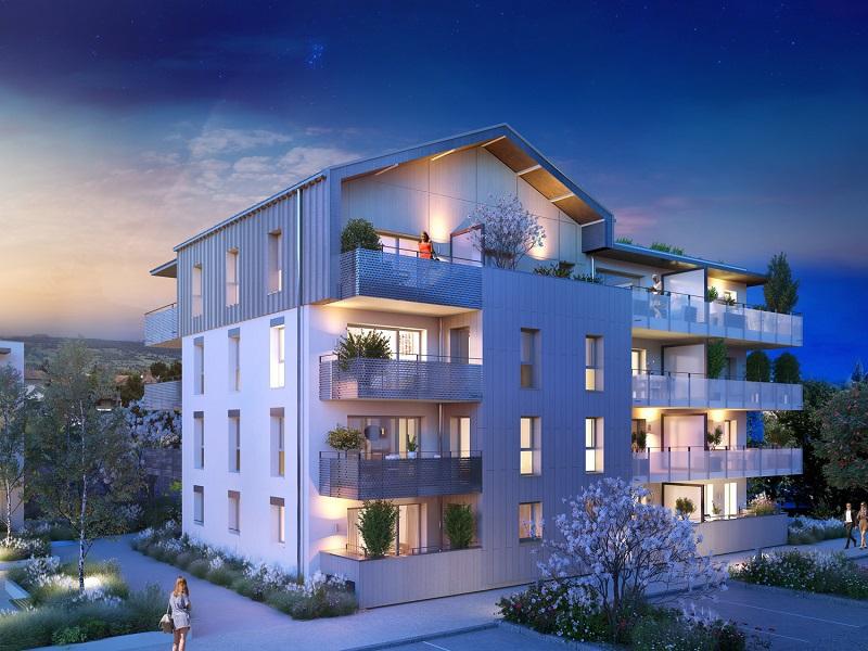 Appartement neuf, 86,73 m²