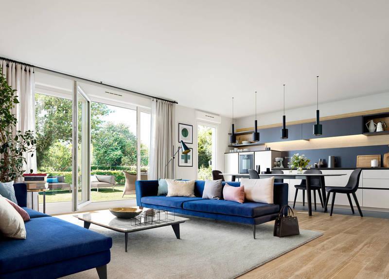 Appartement neuf, 40,32 m²