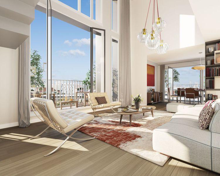 Appartement neuf, 60,9 m²