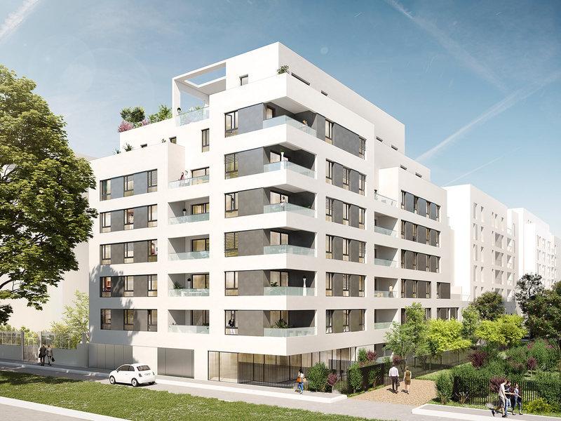 Appartement neuf, 97,1 m²