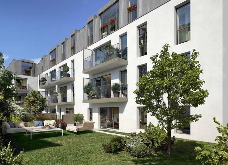 Appartement neuf, 38,1 m²