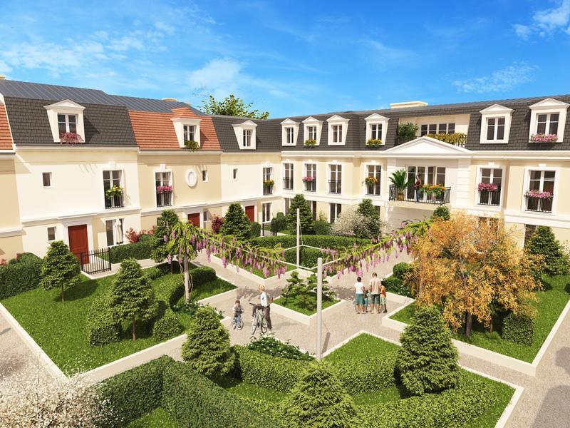 Maison neuve, 97,53 m²