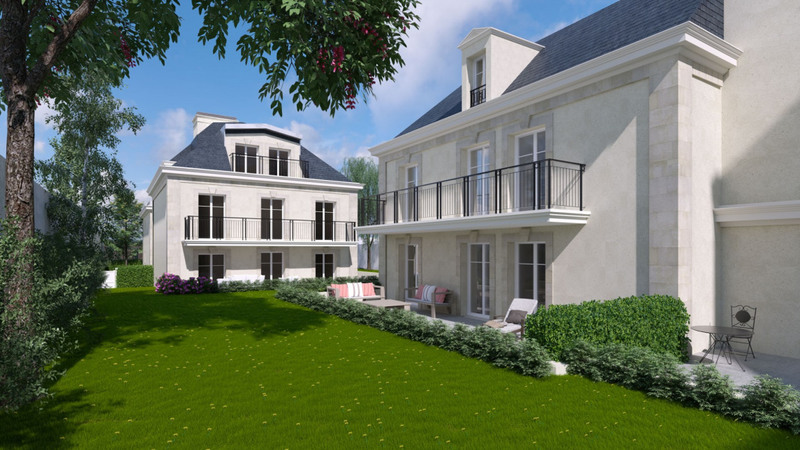 Appartement neuf, 27 m²