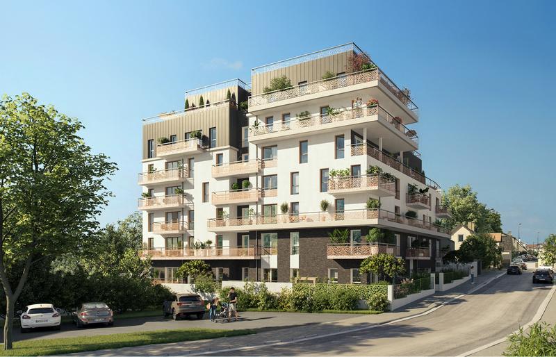 Appartement neuf, 92,2 m²