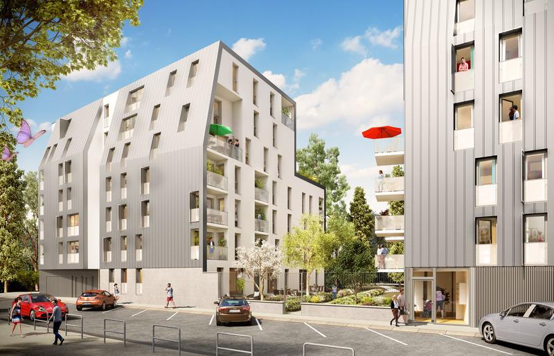 Appartement neuf, 90,1 m²
