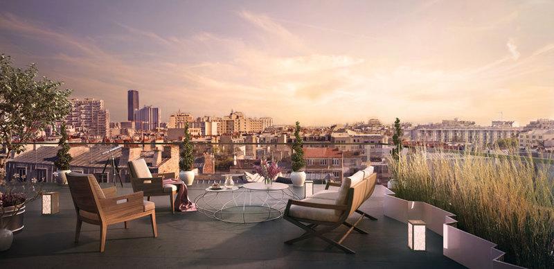 Appartement neuf, 82,52 m²