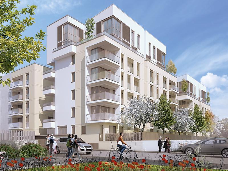 Appartement neuf, 73,6 m²
