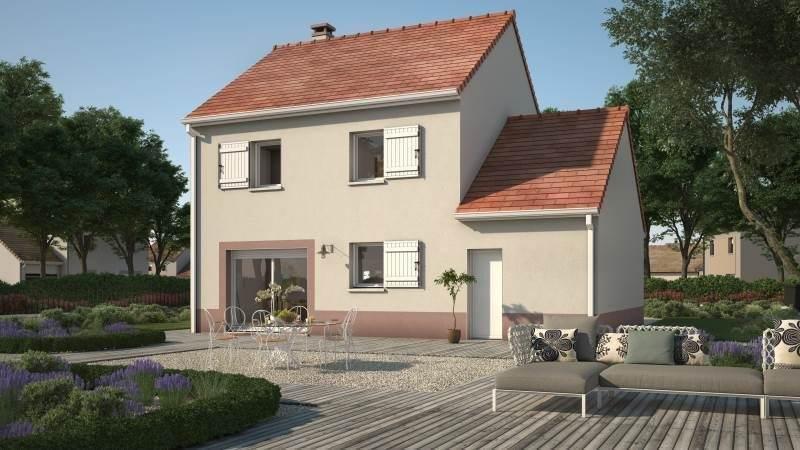 Maison neuve, 74 m²
