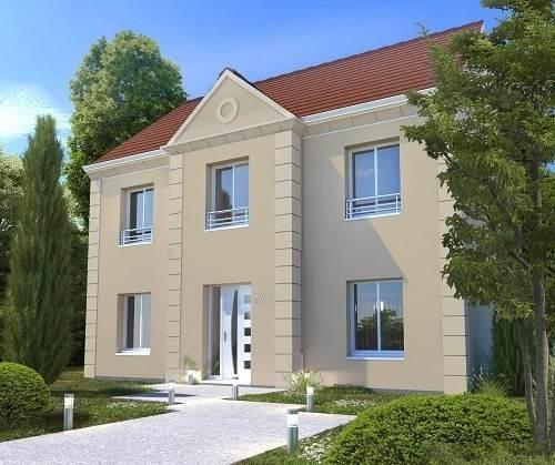 Maison neuve, 127,87 m²