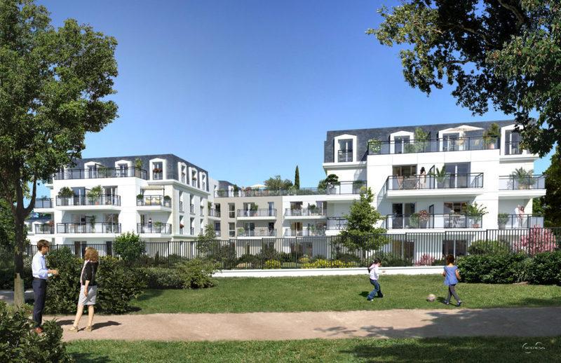 Appartement neuf, 81,95 m²
