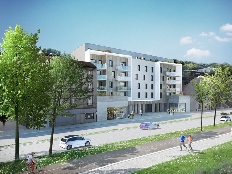 Appartement neuf, 33,78 m²