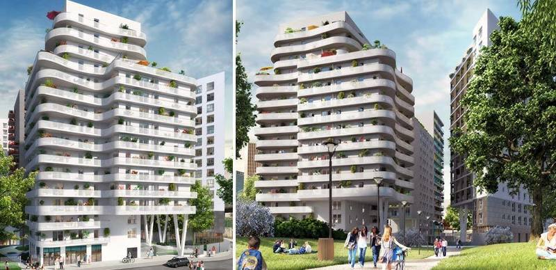 Appartement neuf, 67,43 m²