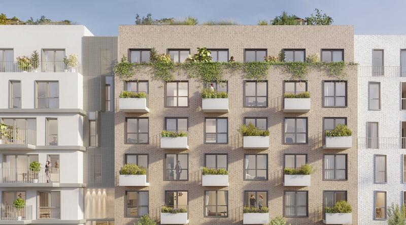 Appartement neuf, 26 m²