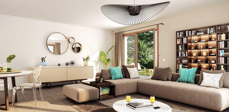 Appartement neuf, 43,55 m²
