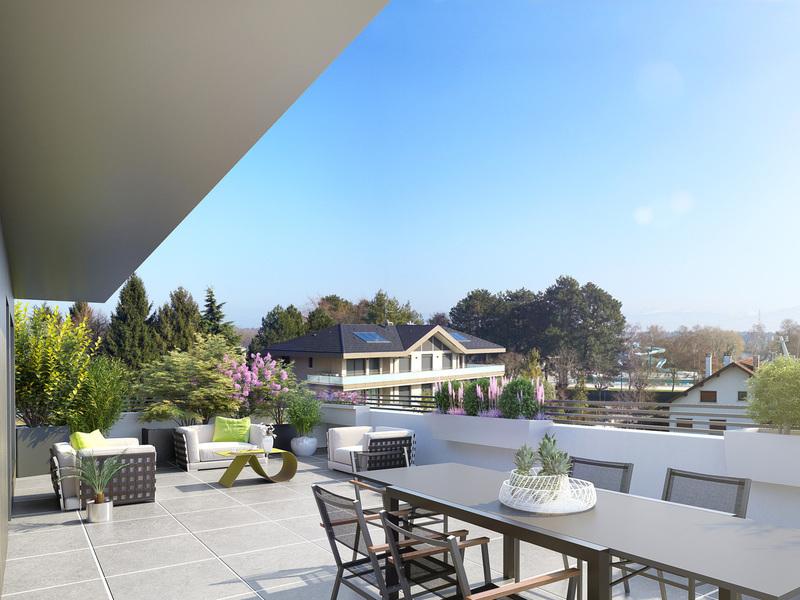 Appartement neuf, 130,63 m²