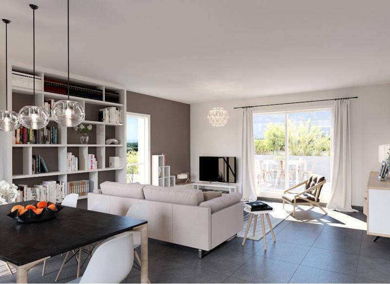 Appartement neuf, 57,78 m²