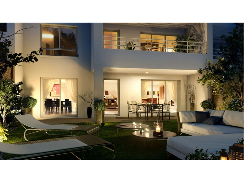 Appartement neuf, 40,5 m²