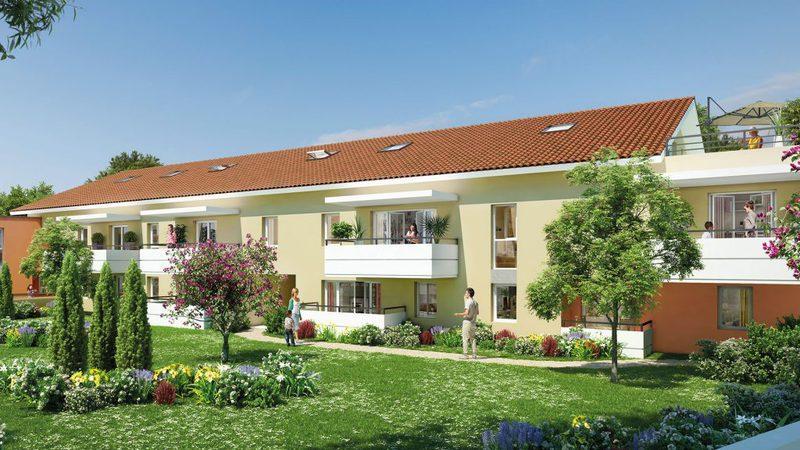Appartement neuf, 41,08 m²