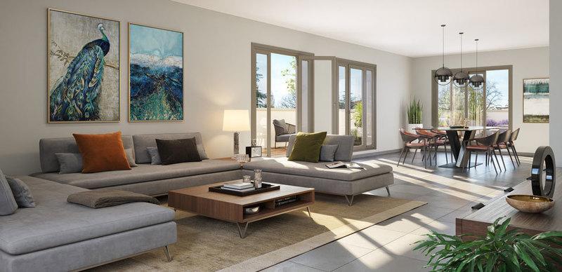 Appartement neuf, 24,1 m²