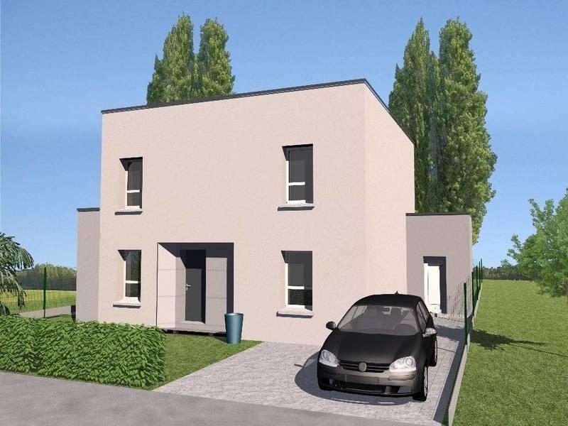 Maison neuve, 121 m²