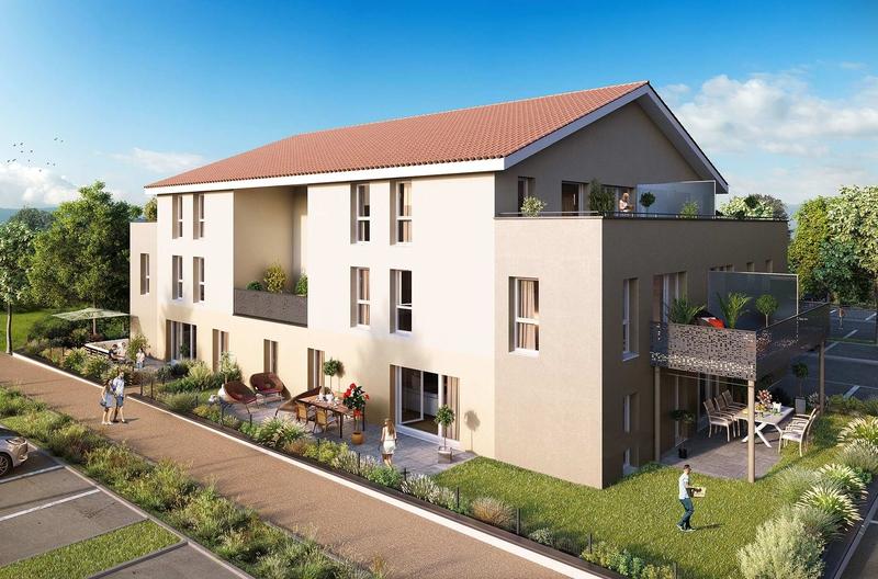 Appartement neuf, 83,62 m²