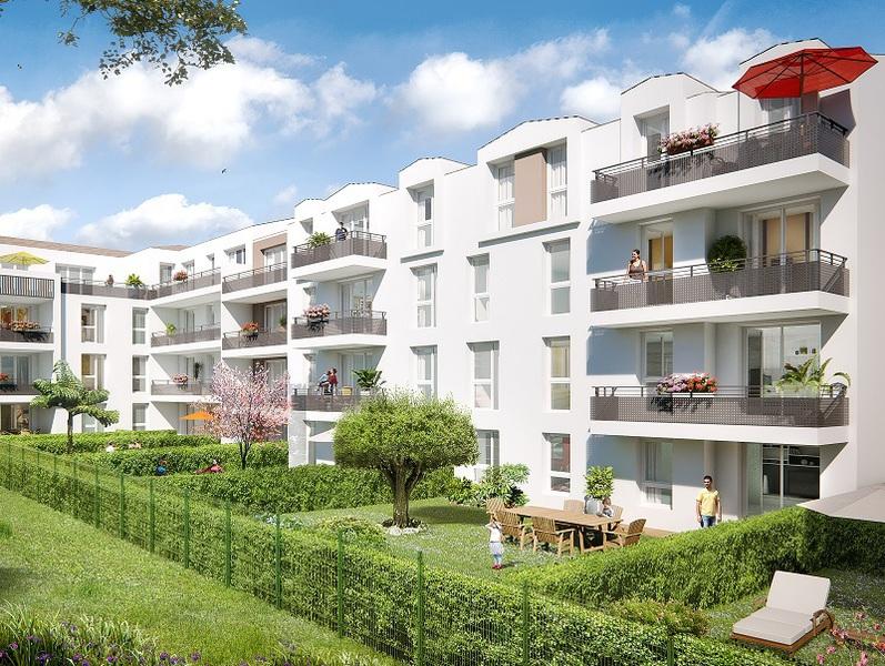 Appartement neuf, 43,15 m²